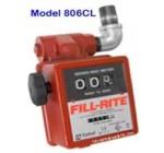 Diesel Flow Meter 806CL