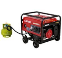 Genset Fuel Gas Loncin