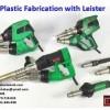 Las Plastik Leister Untuk Peralatan Pabrikasi Material Plastik