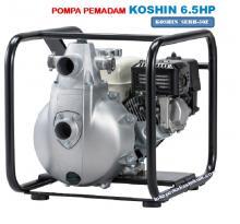 Pompa Pemadam Koshin 6.5HP