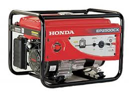 Genset Honda EP2500