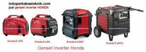 Genset Inverter Honda