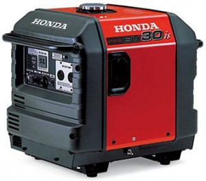 Genset Honda Eu30iS