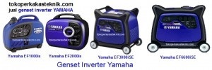 Genset Inverter Yamaha