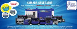 Genset Yamaha