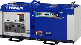 Genset Yamaha EDL11000
