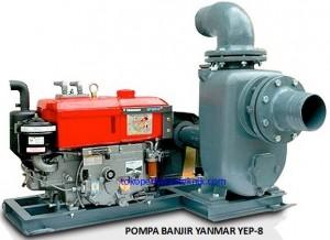 Pompa Banjir Yanmar YEP-8