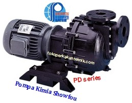 Pompa Showfou PD Series