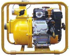 Pompa Pemadam Robin Onga