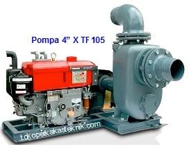 Pompa Yanmar 4X TF105