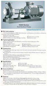 NISO Pump General Description
