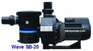 Pompa Kolam Wave SB-20