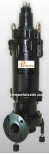 Pompa Kuras Bossco GC-75