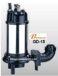 Pompa Kuras Bossco GD-15