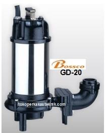 Pompa Kuras Bossco GD-20