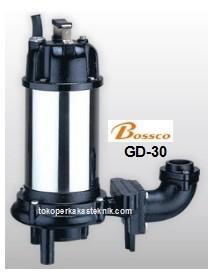 Pompa Kuras Bossco GD-30