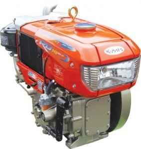 Engine Diesel Kubota RD140