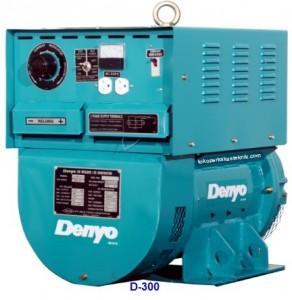 Las Dinamo Denyo D-300