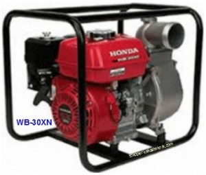 Pompa Honda WB-30XN