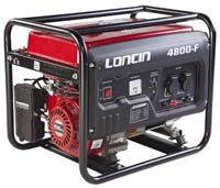 Genset Loncin LC-4800A