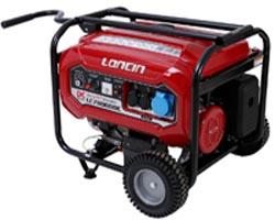 Genset Loncin LC7800DDC