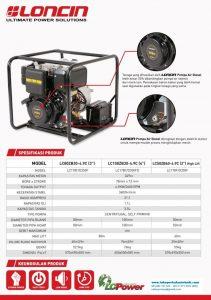 Katalog Pompa Air Diesel Loncin