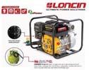Pompa Air Dual Gas