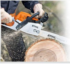 Demo Stihl Chainsaw MS720