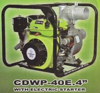 Pompa Air Diesel Crown CDWP-40E.4