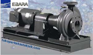 Pompa Ebara FSA seri with Motor