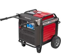 Genset Honda Inverter Eu70is