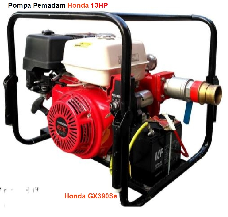 Pompa Pemadam Honda 13HP