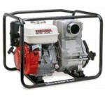 Trash Pump Honda WT30X
