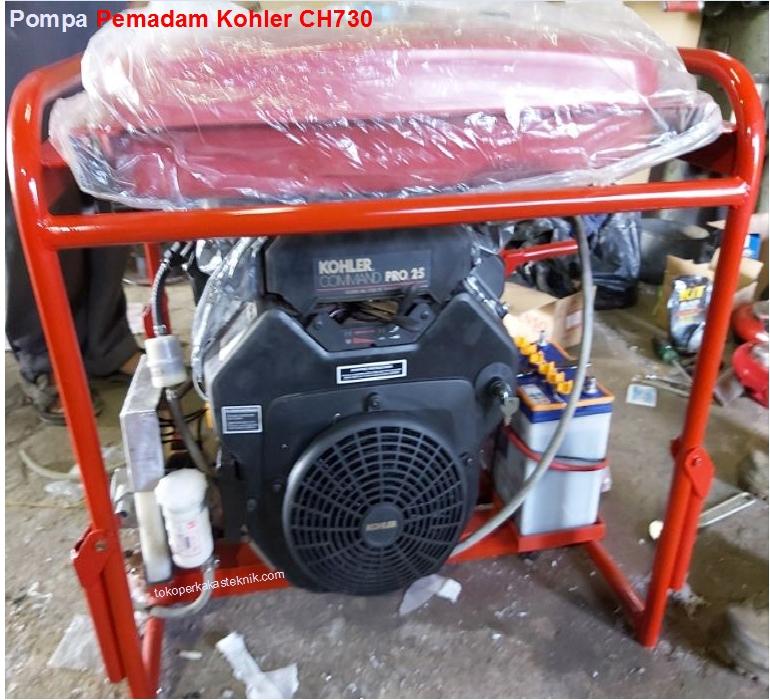 Pompa Pemadam Kohler 25HP