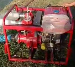 Pompa Pemadam Kohler 40HP